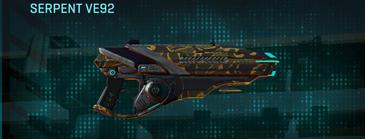 Indar highlands v1 carbine serpent ve92