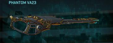 Indar highlands v1 sniper rifle phantom va23