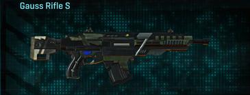 Amerish scrub assault rifle gauss rifle s