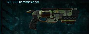 Amerish scrub pistol ns-44b commissioner