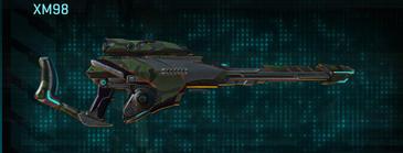 Amerish scrub sniper rifle xm98