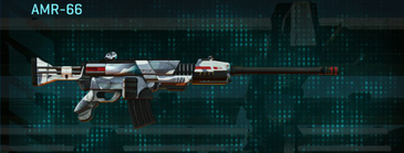Esamir ice battle rifle amr-66