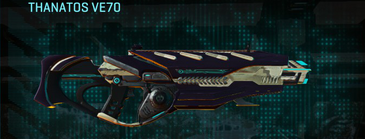 Indar dry ocean shotgun thanatos ve70