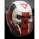 Tr Banded skull helmet combat medic icon