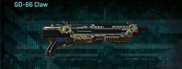 Arid forest shotgun gd-66 claw