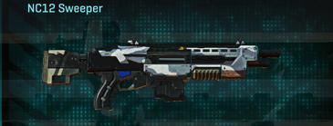 Esamir ice shotgun nc12 sweeper