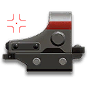 Weapons TR DokuWeapons Attachments ReflexSight001 FactionRed 128x128