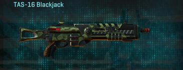 Amerish forest shotgun tas-16 blackjack