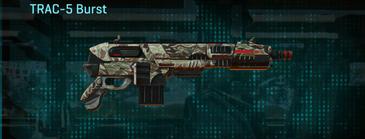 Arid forest carbine trac-5 burst