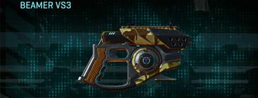 India scrub pistol beamer vs3