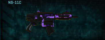 Vs alpha squad carbine ns-11c