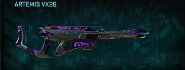 Vs alpha squad scout rifle artemis vx26