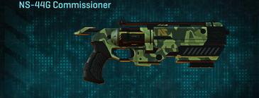 Amerish forest pistol ns-44g commissioner