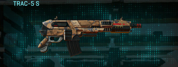 Indar canyons v1 carbine trac-5 s