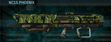 Jungle forest rocket launcher nc15 phoenix