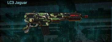 African forest carbine lc3 jaguar