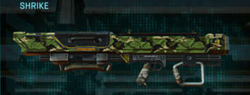 Jungle forest rocket launcher shrike