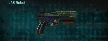 Amerish grassland pistol la8 rebel