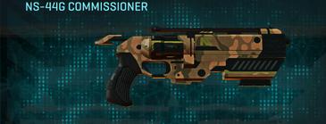 Indar rock pistol ns-44g commissioner
