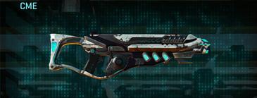 Rocky tundra assault rifle cme