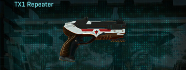 Esamir snow pistol tx1 repeater