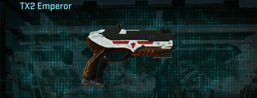 Esamir snow pistol tx2 emperor