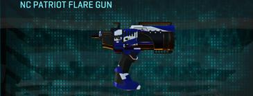 Nc zebra pistol nc patriot flare gun