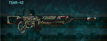 Scrub forest sniper rifle tsar-42