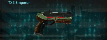 Amerish forest pistol tx2 emperor