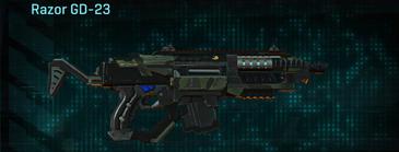 Amerish scrub carbine razor gd-23
