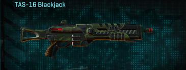 Amerish leaf shotgun tas-16 blackjack