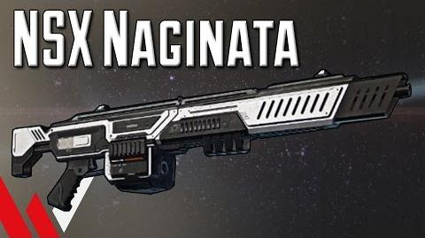 NSX Naginata (PlanetSide 2) Weapon Review