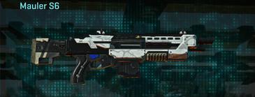 Esamir snow shotgun mauler s6