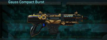 Giraffe carbine gauss compact burst
