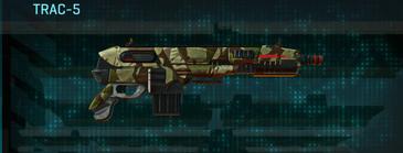 India scrub carbine trac-5