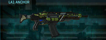 Jungle forest lmg la1 anchor