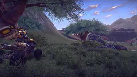 SOE Live 2012 PlanetSide 2 Reveal Amerish