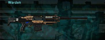 Indar canyons v1 battle rifle warden