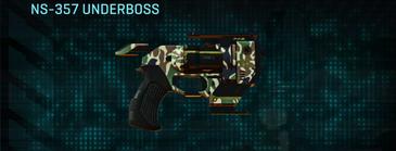 Scrub forest pistol ns-357 underboss