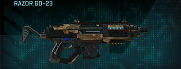 Indar plateau carbine razor gd-23