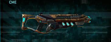 Indar plateau assault rifle cme