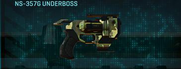 Temperate forest pistol ns-357g underboss