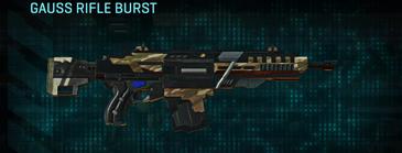 Indar dunes assault rifle gauss rifle burst