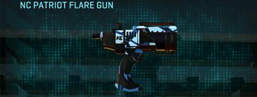 Nc alpha squad pistol nc patriot flare gun