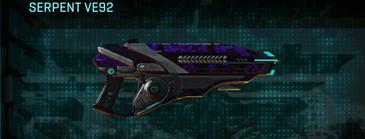 Vs loyal soldier carbine serpent ve92