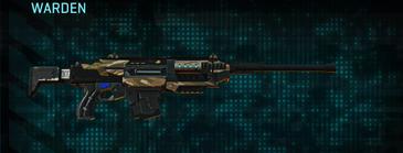 Indar dunes battle rifle warden