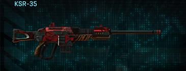 Tr alpha squad sniper rifle ksr-35