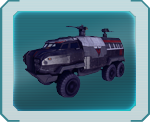 Vehicles Sunderer