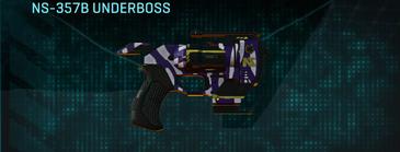 Vs zebra pistol ns-357b underboss