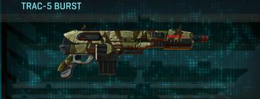 India scrub carbine trac-5 burst